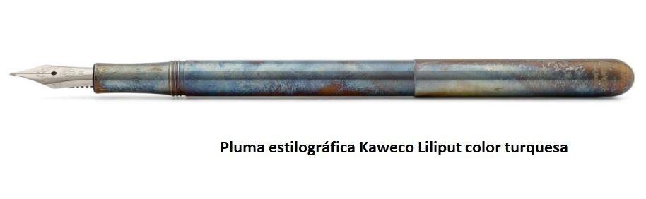 pluma Kaweco Liliput
