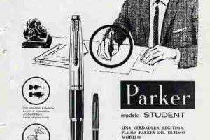 Pluma estilográfica Parker 45. Haciendo historia