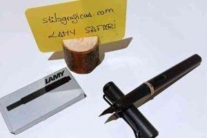 Pluma estilográfica Lamy Safari. Número 1 en ventas en todo el mundo