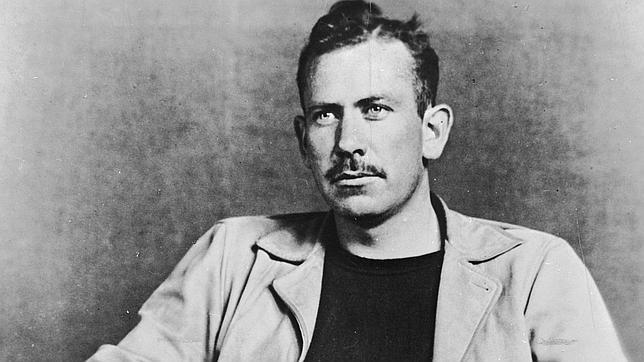 crisantemos, John Steinbeck, relato corto