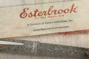 Pluma estilográfica Esterbrook Back To School. Homenaje al famoso cuaderno de los alumnos estadounidenses