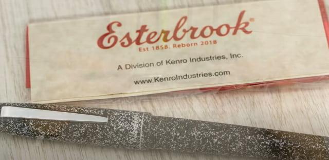 pluma estilográfica Esterbrook School