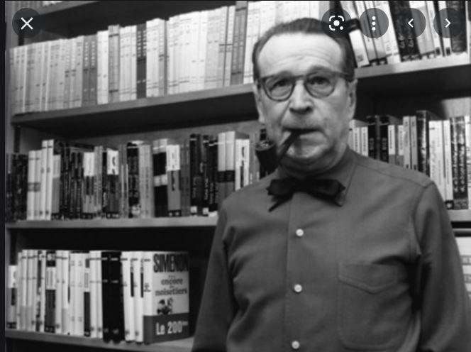 George Simenon, el hombre desnudo